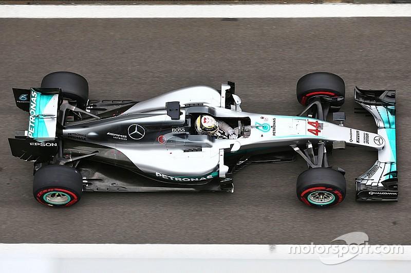Mercedes, desconcertado por el doble problema extraño de Hamilton