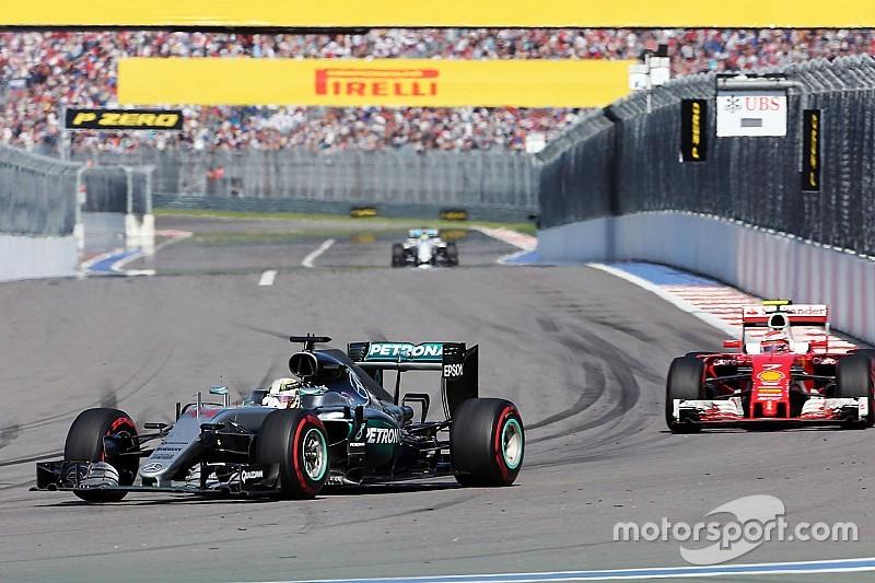 """Hamilton, sorprendido: """"Podía ganar, pero tuve otro problema de motor..."""""""