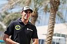 Мальдонадо помогает Pirelli тестировать шины для сезона-2017