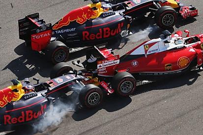 """تحليل: مبادلة مقعدي فيرشتابن وكفيات لم تكن فقط نتيجة لسباق روسيا """"الكارثي"""""""