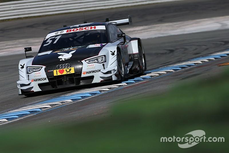 DTM-Auftakt in Hockenheim: Sechs Audi an der Spitze im Training