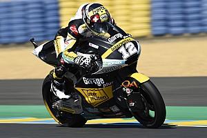Moto2 Qualifiche Thomas Luthi conquista la pole a Le Mans