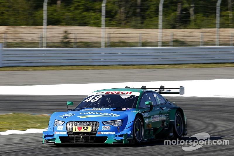 Edoardo Mortara wint chaotische openingsrace op Hockenheim