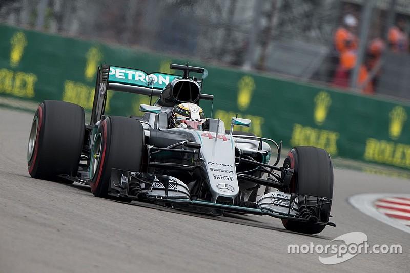 """Lewis Hamilton: """"Ich bin noch immer schnell"""""""