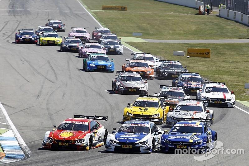 Совместный регламент DTM и Super GT представят в 2017-м