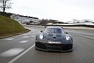 Porsche onthult GTE-wagen voor 2017