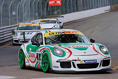 Coup d'œil sur la Coupe Porsche GT3 canadienne