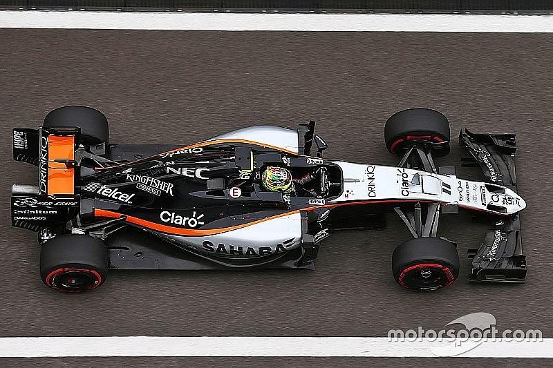 Force India повідомила про збитки в 10 мільйонів