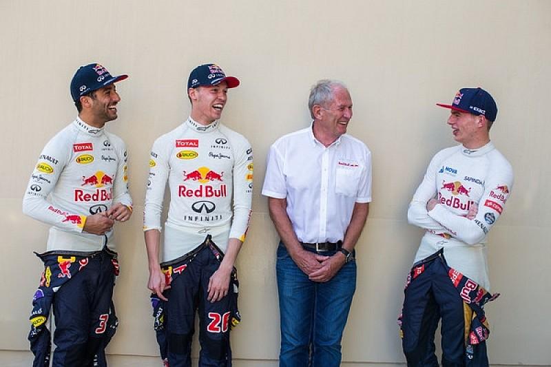 Марко: Red Bull намагається допомогти Квяту