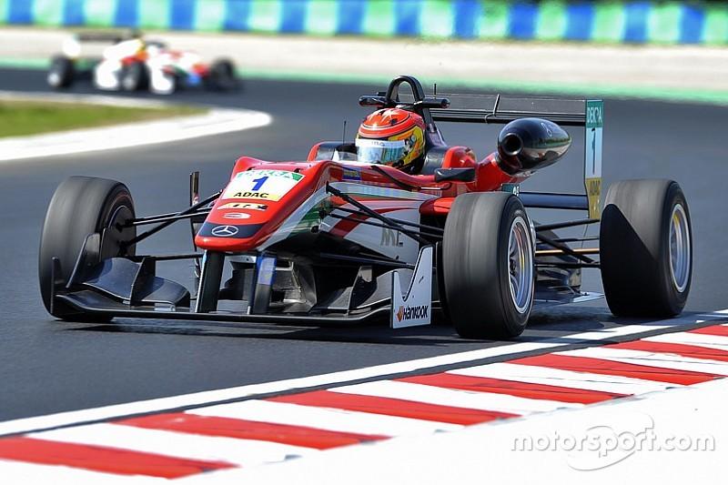 Lance Stroll centra la pole di Gara 1 della F3 Europea a Pau
