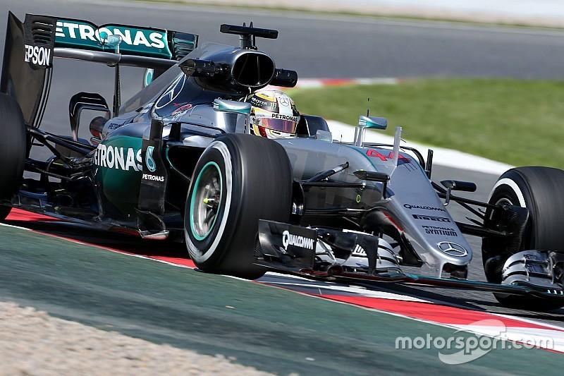 """Hamilton: """"Estoy muy lejos de donde quiero estar"""""""