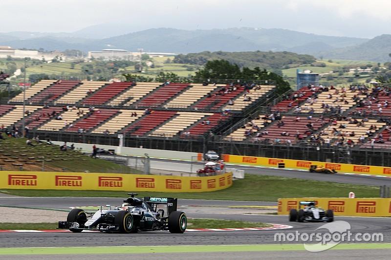 """Neues Motorenreglement in der Formel 1 """"besser als gar nichts"""""""