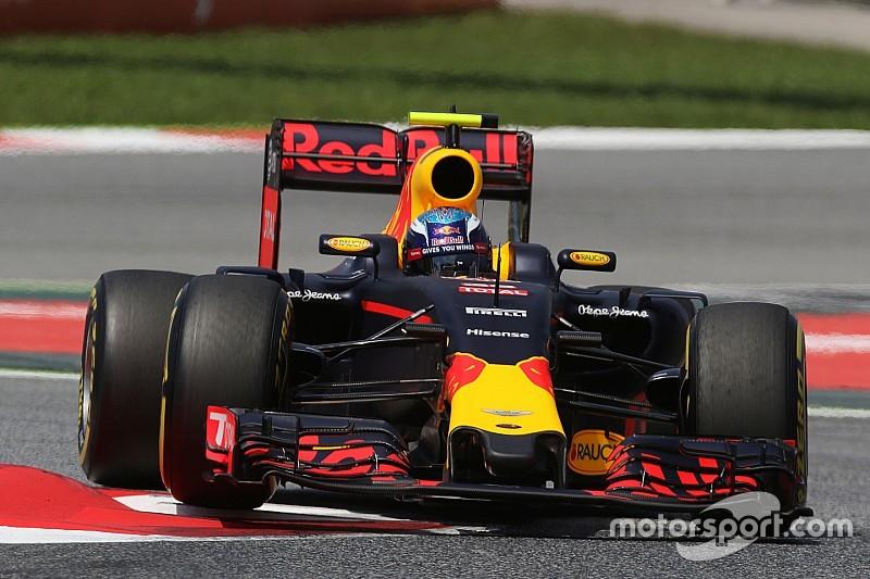 """Verstappen no está """"nada decepcionado"""" con la cuarta posición"""
