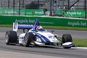 Indy Lights Gara Dean Stoneman conquista la prima vittoria in Indy Lights
