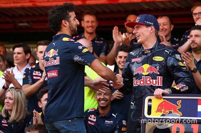 Llueven felicitaciones para Max Verstappen en redes sociales