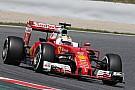 Ferrari tendrá a Vettel para la prueba en Barcelona
