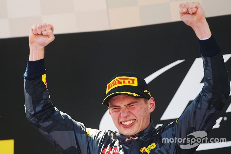 """Frans Verstappen: """"Ik ben de trotste opa van de hele wereld"""""""