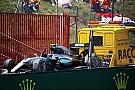 Alain Prost: Barcelona-Crash Hamilton/Rosberg