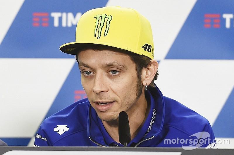 """Valentino Rossi macht sich """"Sorgen"""" wegen seines neuen Teamkollegen Maverick Vinales"""