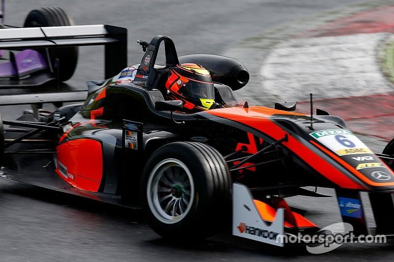 Итоги первой квалификации этапа европейской Ф3 снова пересмотрены
