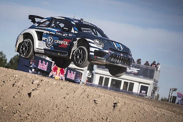 GRC: Volkswagen Andretti, yeni sezona şampiyonluk umuduyla çıkıyor