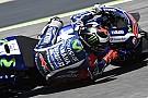 Lorenzo rompe el motor de su Yamaha en el warm up de Mugello