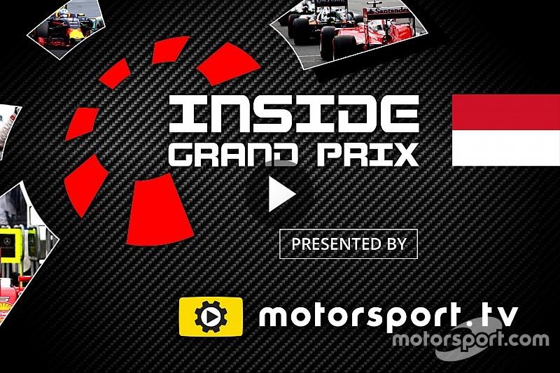 Журнал Inside Grand Prix: Монте-Карло