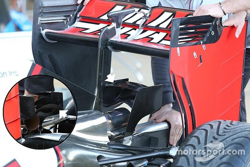 Formel-1-Technik: Formel-1-Teams im Mittelfeld mit neuen Updates