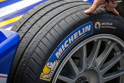 Nuove coperture Michelin nella terza stagione di F.E