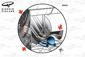 Formel-1-Technik: Neuerungen beim Grand Prix von Monaco