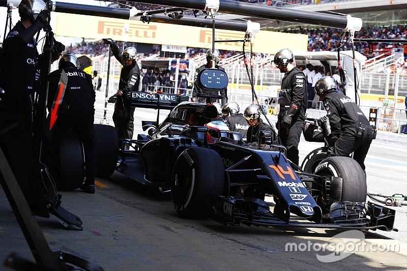 """Alonso: """"Es positivo tener igualdad de condiciones con tu compañero"""""""