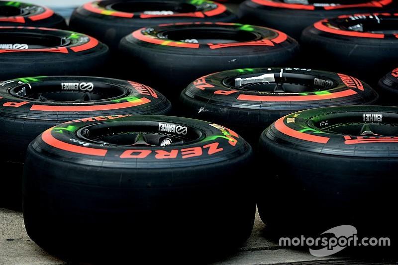 Pirelli оголосила вибір шин для Німеччини