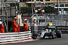 Modifican los bordillos en la sección de la Piscina en Mónaco