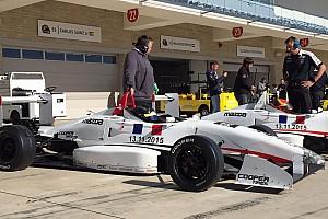 USF2000 Nieuws Rinus van Kalmthout maakt bijzondere overstap: Road to Indy