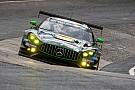 24h Nürburgring: Vierfachführung für Mercedes zur Rennhälfte