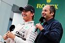 Бергер поможет Росбергу в переговорах с Mercedes