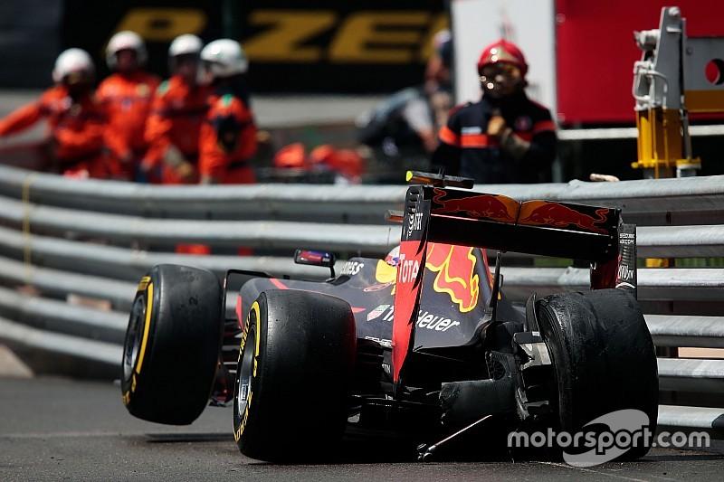 Los errores de Verstappen no preocupan a Red Bull