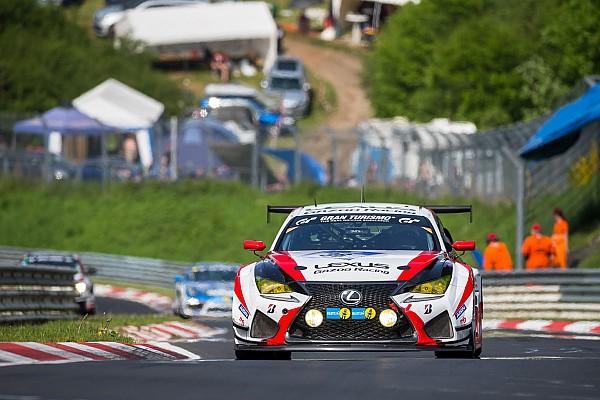 TOYOTA GAZOO Racingニュルブルクリンク24時間レースレポート