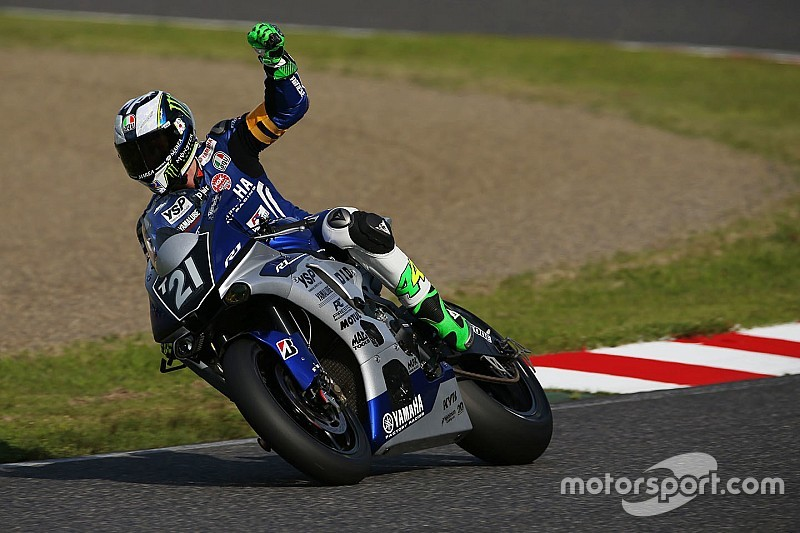 Pol Espargaro keert met Yamaha terug in 8 uur van Suzuka