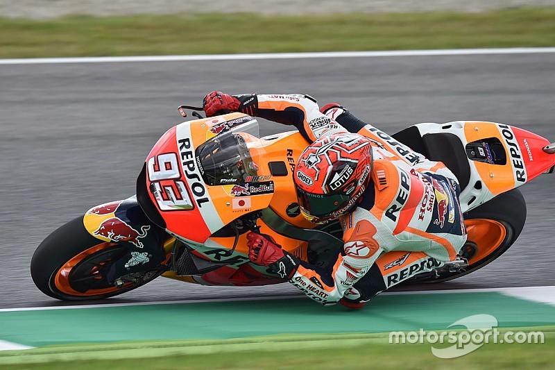 Honda hace oficial la renovación de Márquez