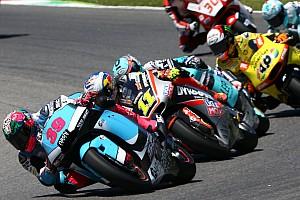 Moto2 突发新闻 萨罗姆在Moto2周五练习中受伤住院