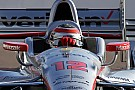 Power domineert eerste IndyCar-training Detroit