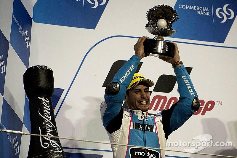 MotoGP-wereld rouwt om dood Luis Salom