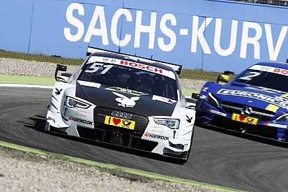 DTM Lausitzring: Müller snelst in tweede training