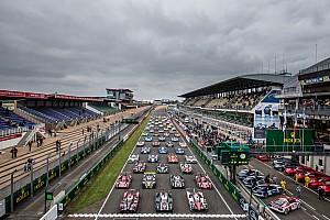 Le Mans Top List Galería: La foto oficial de los autos de Le Mans