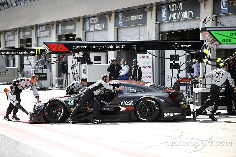 DTM-Reifentest am Lausitzring: Welche Pneus gibt's in der Saison 2017?