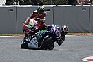 Pernat sul crash Iannone-Lorenzo: