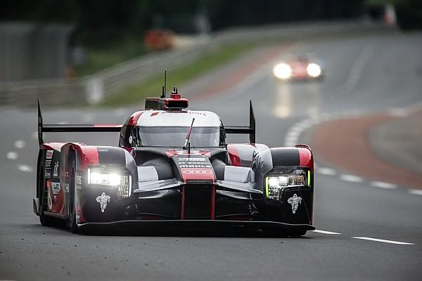 МакНіш вражений темпом Audi на довгій дистанції
