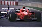Michael Schumacher, az esőember
