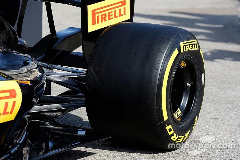 """В Pirelli обещают """"потрясающие"""" шины 2017 года"""